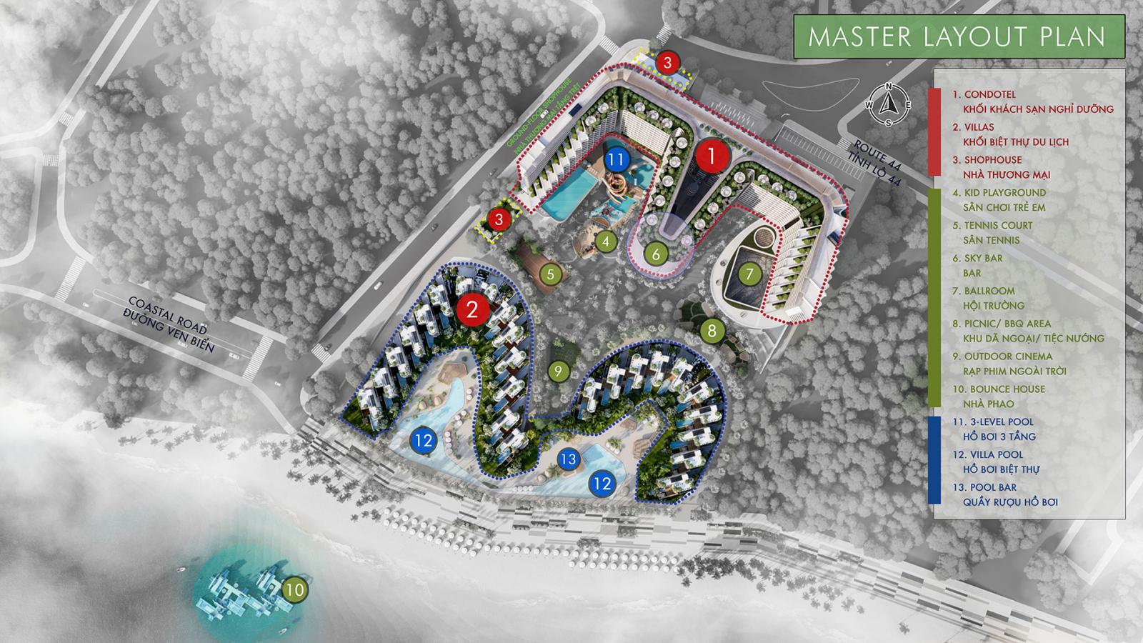Charm  Resort Long Hải – Đẳng cấp nghỉ dưỡng 5 sao
