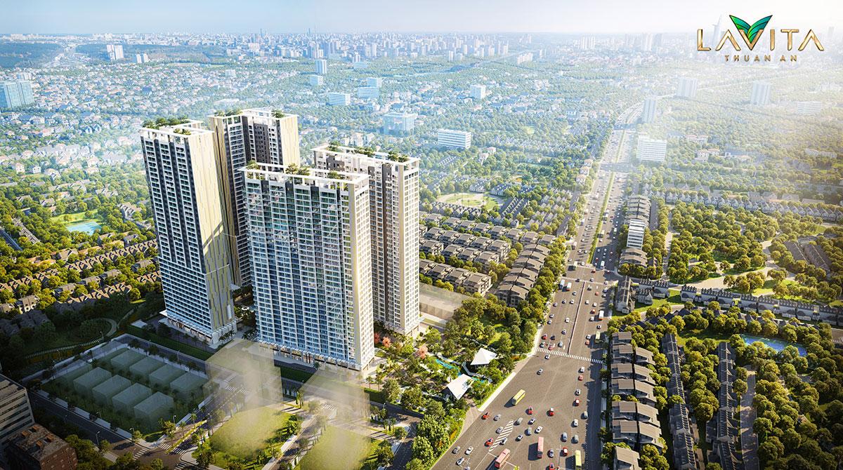 Tổng quan dự án Lavita Thuận An Bình Dương
