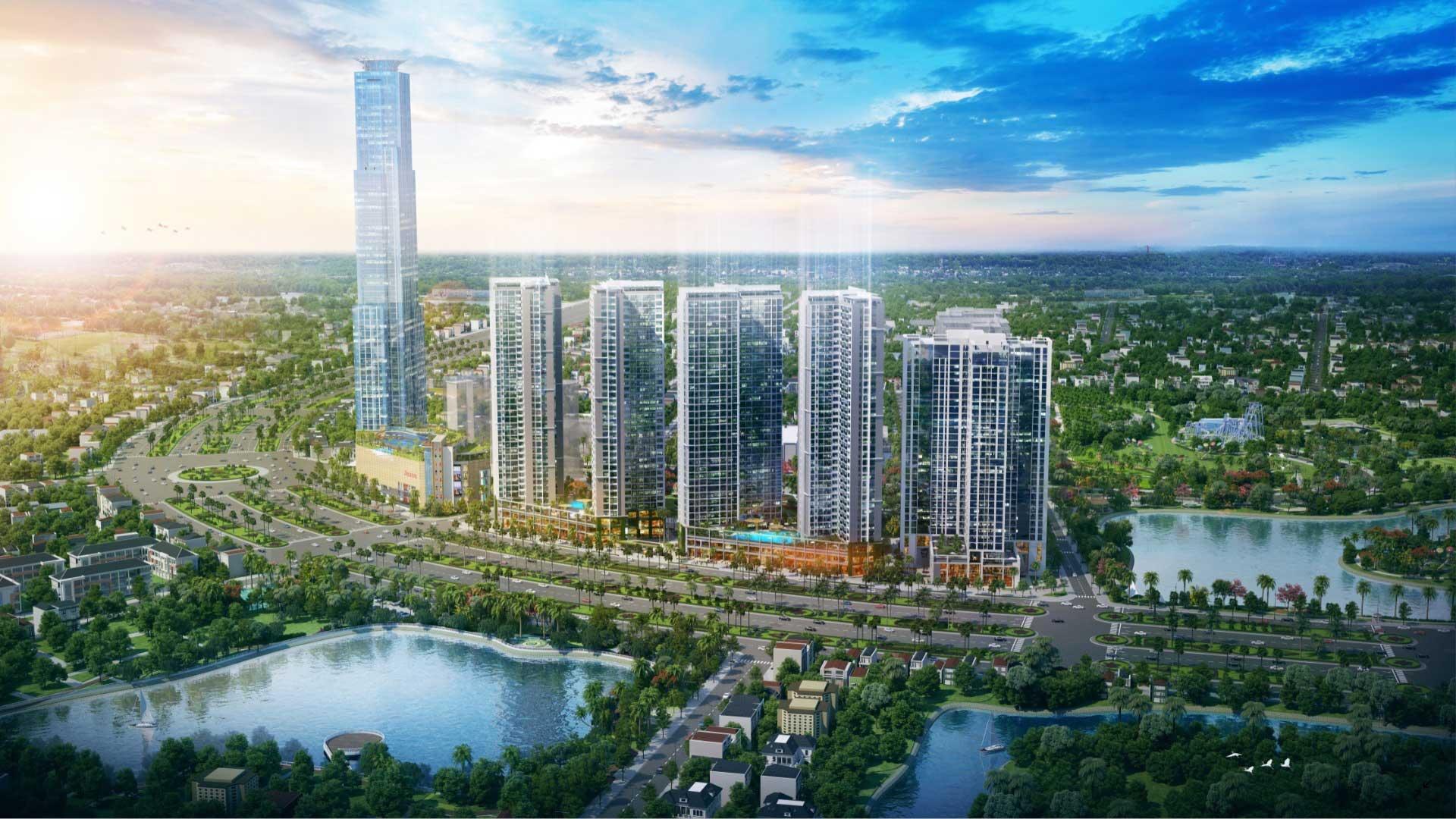 Eco GreenSài Gòn Quận 7