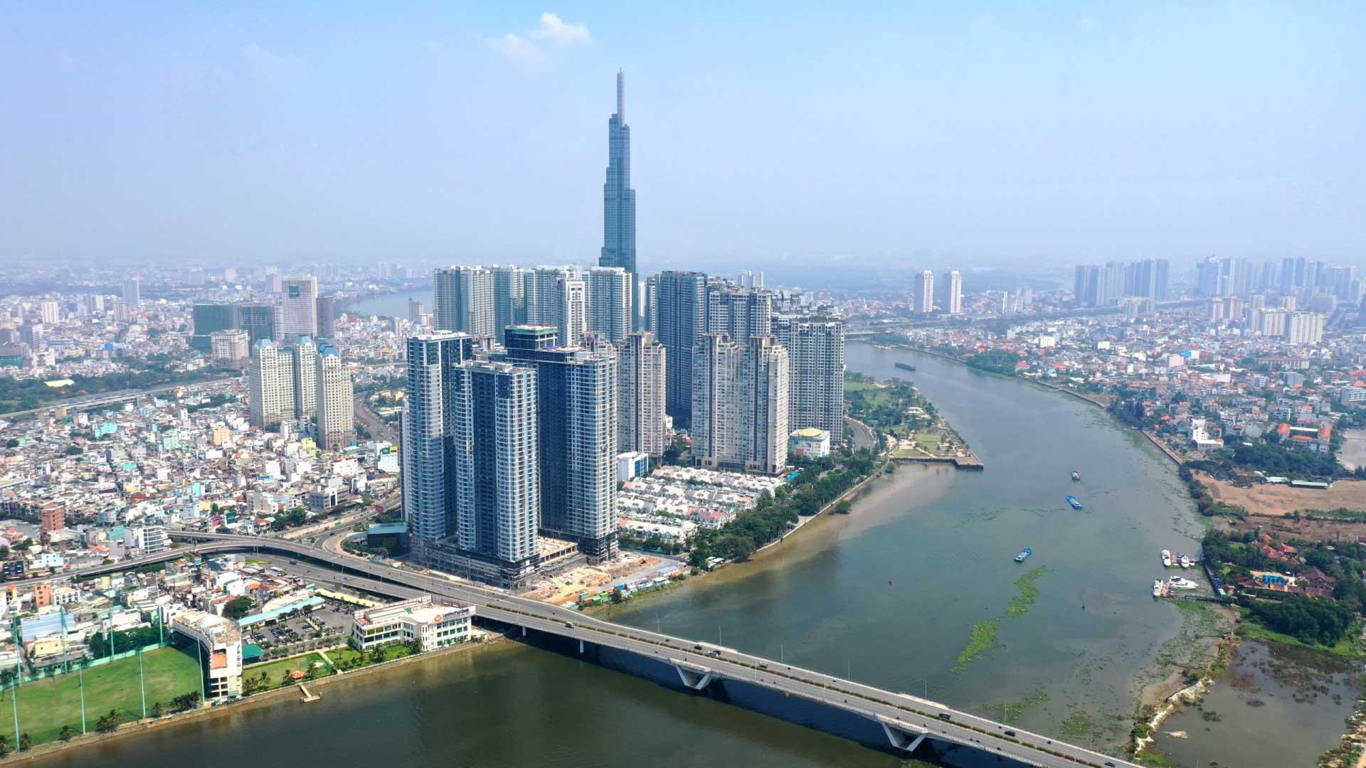 The River Thủ Thiêm Quận 2